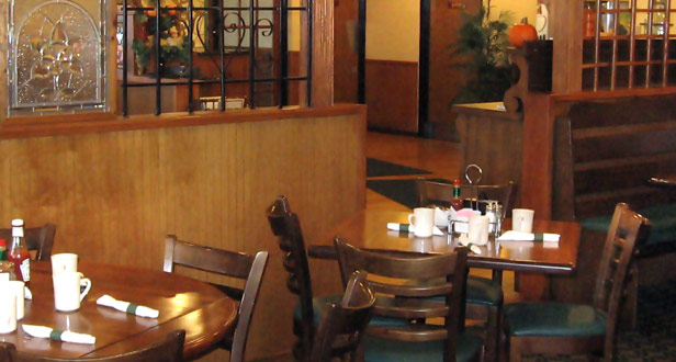Billy's Pancake House Restaurant comfortable family dining